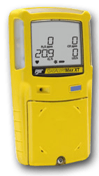 GasAlertMax XT II from Honeywell BW Multi Gas Detector