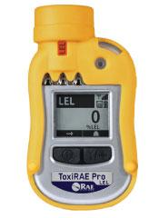 ToxiRAE Pro Single Sensor Gas Detector by RAE Systems from Honeywell