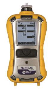 MultiRAE Lite Portable Gas Detector by RAE Systems Honeywell