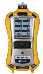 MultiRAE Portable Gas Detector by RAE Systems Honeywell