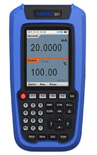 221A Multifunction Process Calibrator by Additel