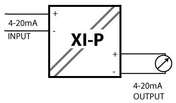Intech XI-P Diagram