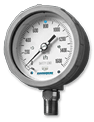 PBX High Accuracy Pressure Gauge by Rhomberg